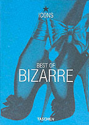"""""""AS NEW"""" Best of Bizarre (Icons Series), , Book"""