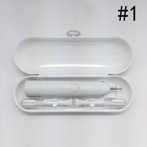 Tragbar Reisebox Etui für Elektrische-Zahnbürsten-Zahn-Bürste Q1G9