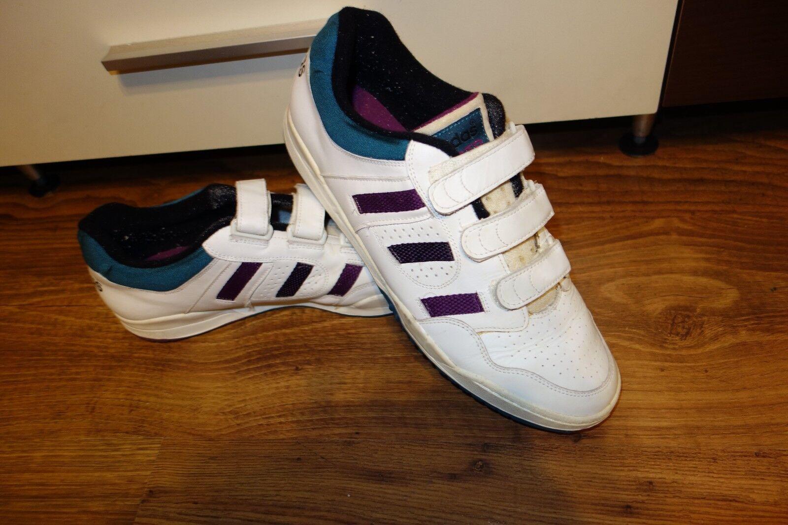 vintage - in adidas atp - tour in - ungarn, größe 11,5, sehr gut b7ec42