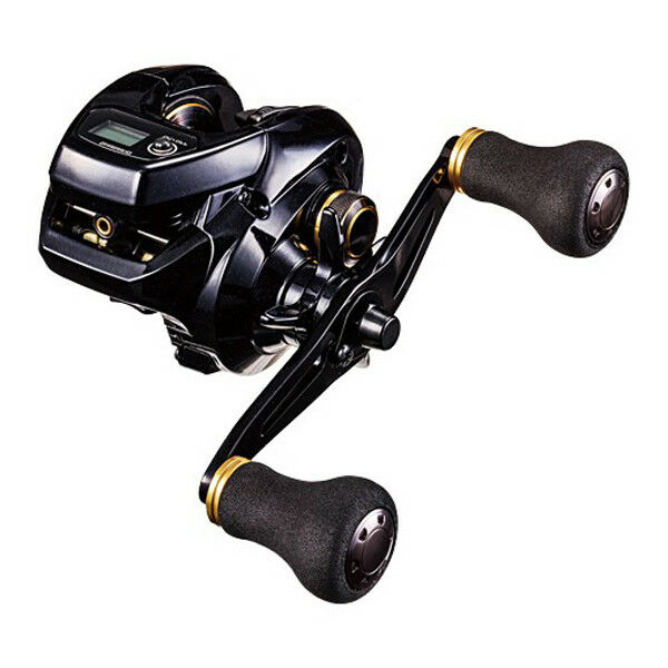 Shimano Grappler Ct 151-hg Baitcasting Carrete