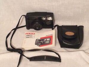 Pentax espio 140m user manual.