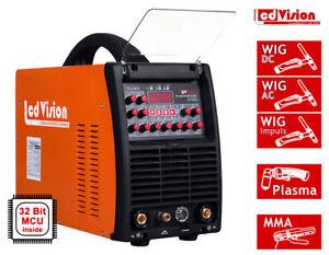 5in1-Pro-Multi-205-AC-DC-Schweissgeraet-WIG-TIG-Puls-MMA-Plasma-200A-IGBT