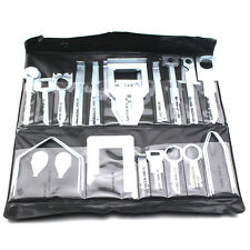 38Pcs//Set Vehicle Car Stereo Radio Release Removal Tools Key Kit with Bag KenwN8