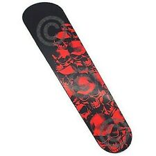 """""""Red Skull Pile"""" - Dash Insert for 2008 - 2014 Harley FLHX Street Glide"""