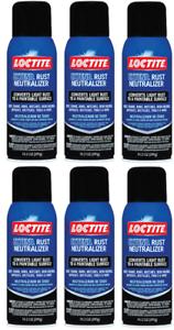 6 Loctite 633877 102 Oz Extend Rust Neutralizer Treatment
