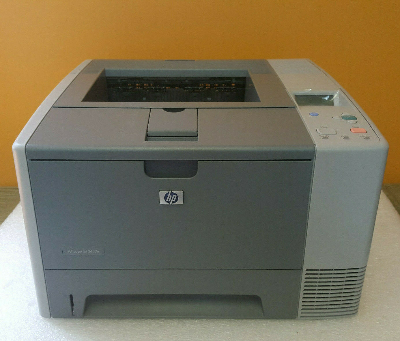 HP2430N PRINTER DRIVER UPDATE