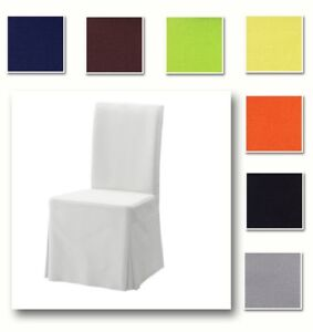Custom-Made-Cover-Fits-IKEA-Henriksdal-Chair-Long-Cover-Replace-Chair-Cover