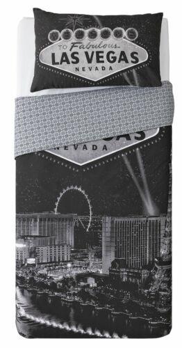 Argos Home Las Vegas Bedding Set Single