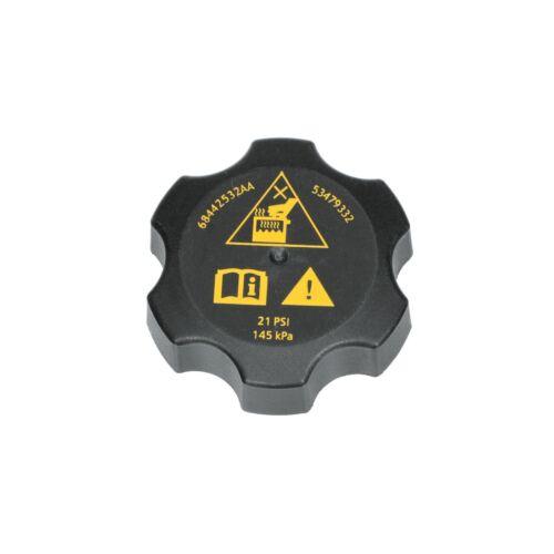 13-18 RAM 2500 3500 ENGINE RADIATOR COOLANT RECOVERY BOTTLE CAP OEM NEW MOPAR
