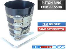 "Engine Piston Ring Ratchet Type Compressor Clamp 65mm -150mm Diam 6"" Depth(8-25)"