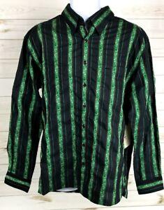 overhemd zwartNwt ronde gestreept heren A5307 met halsgroot Roadwear verticaal MUVzpS