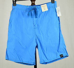 d4babed9a9 Image is loading Weatherproof-Vintage-Mens-Blue-Swim-Trunks-Surf-Shorts-