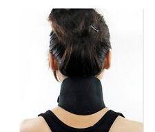 Nackenstütze Halsbandage Turmalin Nackenwärmer Halswärmer Nackenbandage Neopren