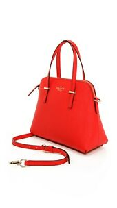 NWT-Kate-Spade-Maise-Cedar-Street-Handbag-Crossbody-Bag-in-Maraschino-PXRU4471