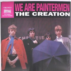 Details about The Crreation - We Are Paintermen - NEW SEALED LP MONO version