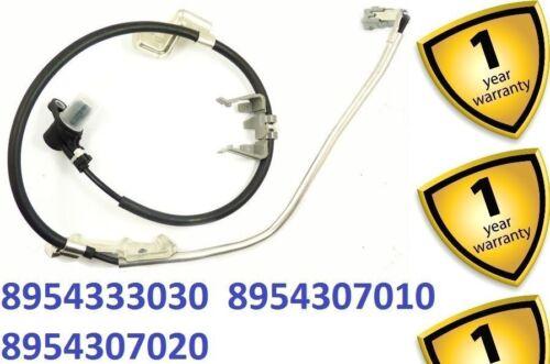 Lexus ES300 2.2 2.4 3.0 1996-04 Front Left ABS Sensor 8954333030 8954307010