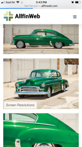1950 OLDS 2 DOOR FASTBACK ON AN S10 FRAME 4.3L and 4L60 TRANS