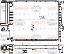Kühler, Wasserkühler BMW E34 518i / 520i / 525i für mit Klima OE-Ausführung BEHR