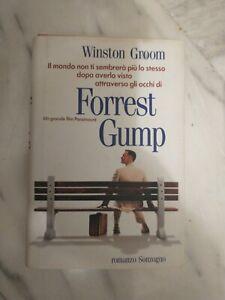 Winston Groom FORREST GUMP 1a Prima Edizione Sonzogno