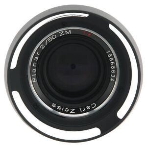 Metal-Round-Lens-Hood-for-Voigtlander-NOKTON-CLASSIC-35mm-f1-4-40mm-f-1-4-VM