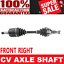 FRONT RIGHT CV Axle For ALLURE CENTURY LACROSSE FWD Naturally Aspirated