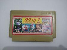 66 in 1 games ( Super Mario Bros , tennis, baseball etc)- Famicom Nes Cartridge