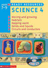 Science: Book 4 Ages 7-9: 4 by Gay Wilson, Carole Creary (Paperback, 2004)