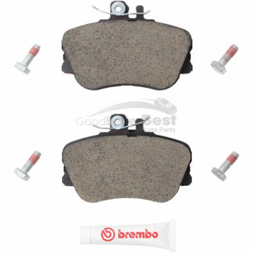 New Brembo Disc Brake Pad Set Front P06017N Mercedes MB C220 C230 C280