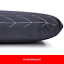 thumbnail 7 - Grey Sunlounger Cushion Outdoor Seat Cover Lounge Patio Chair UV Water Resistant