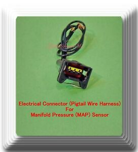Connector-of-Manifold-Pressure-MAP-Sensor-AS457-Fits-Eclipse-Endeavor-Galant-amp