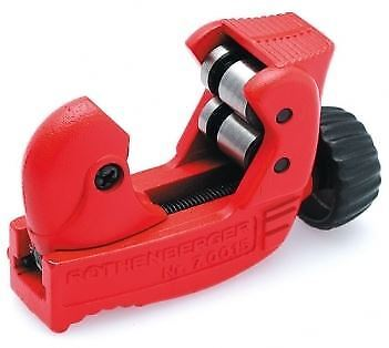 Rothenberger 7.0015 mini//max tube cutter 3-28mm