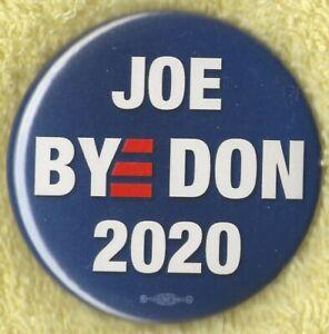 "/""Our Best Days/"" Presidential Campaign Button 2020 Joe Biden 2-1//4/"" Pin 06"