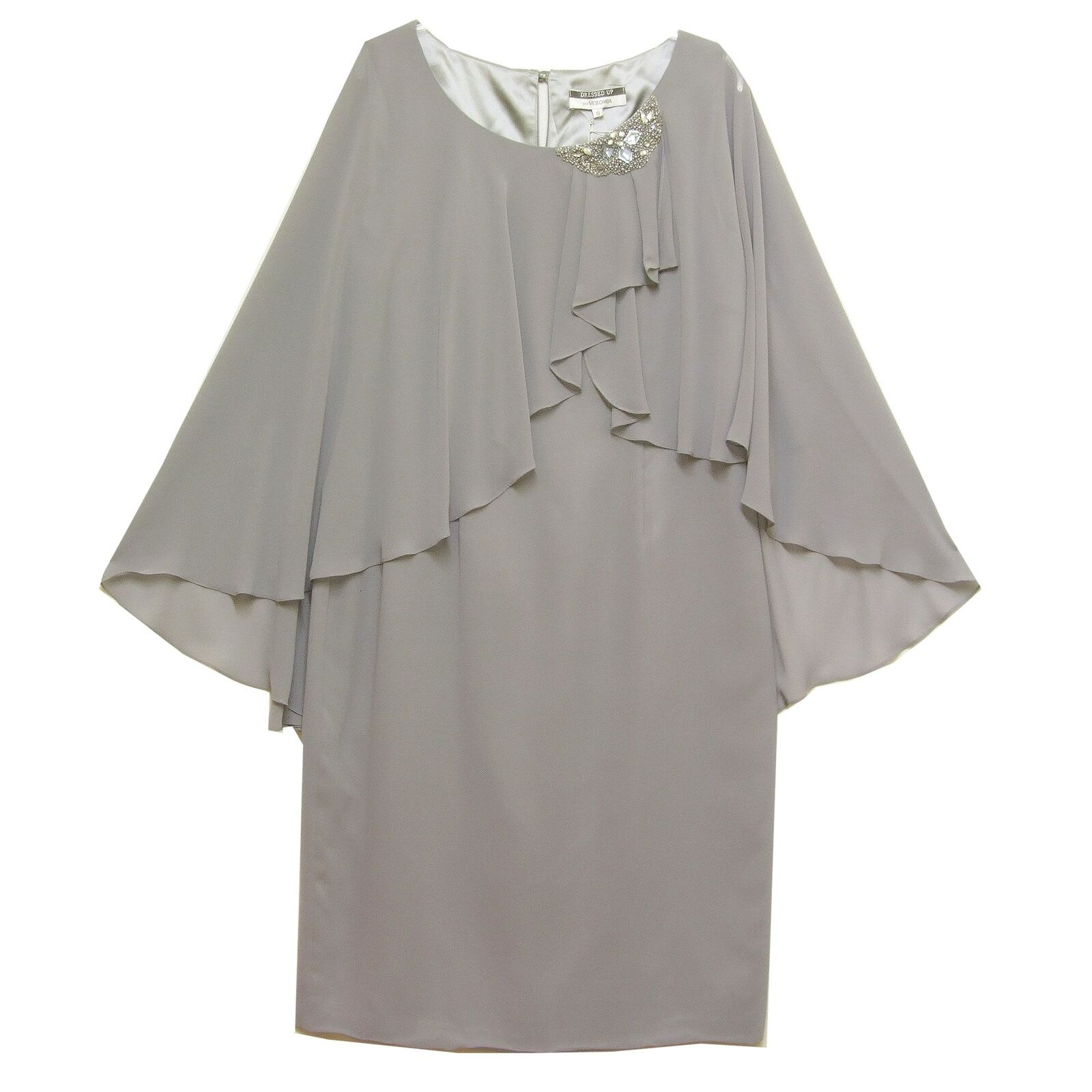 Dress Up Up Up - Dress - Grey - DU96 683347