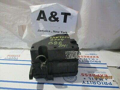 2001 - 2004 Hyundai Santa Fe Engine Fuse Relay Box ...