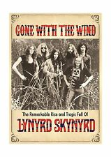 Lynyrd Skynyrd - Gone With The Wind Free Shipping