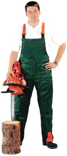 Protección de corte pantalones talla 56 flashes forma c corte protección kl.1 Baquero usuario profesional