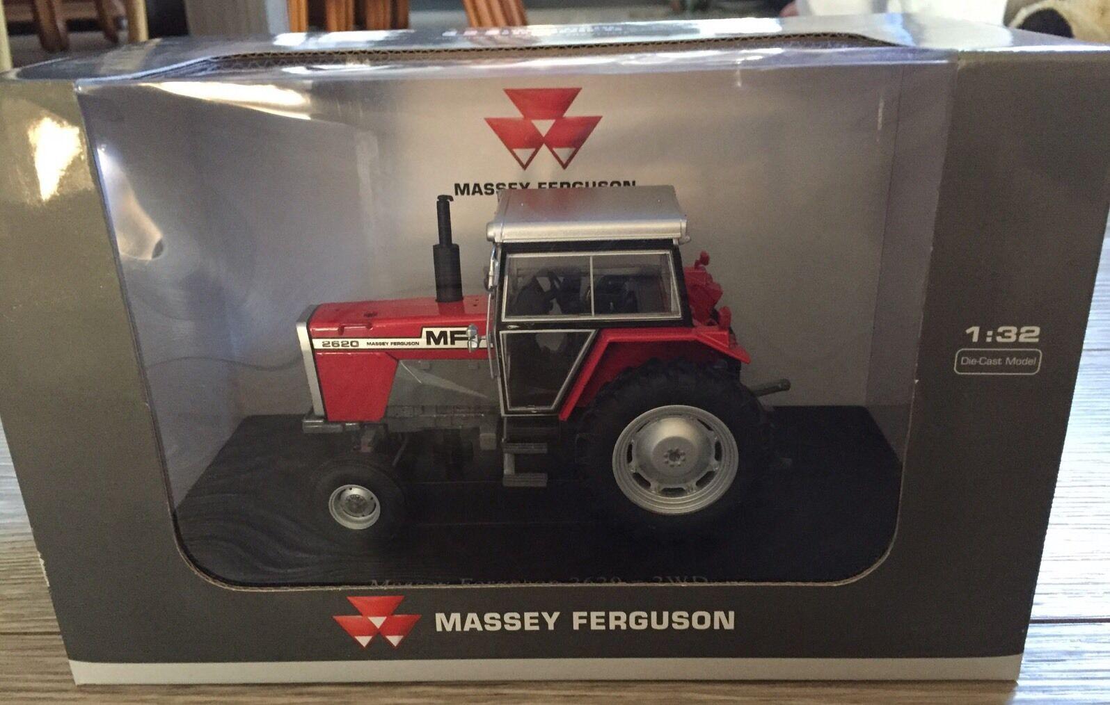 Massey ferguson tractor-mf2620 - 2wd - 1 32 th