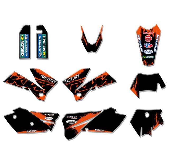 Kupplungshebel KTM EXC 525