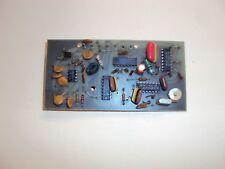 TEN-TEC ARGOSY II Model 525 Display driver board 81088  used not tested