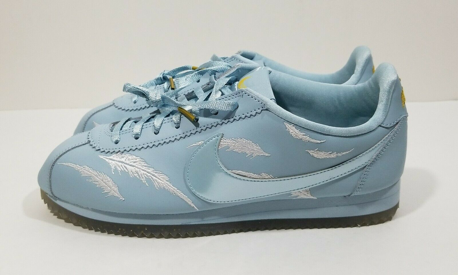 Nike Classic Cortez Goddess of Victory Womens Running shoes Ocean Bliss Size 9.5