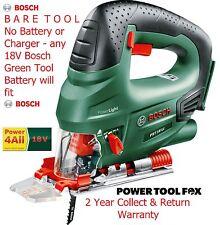 Bosch - PST18Li - BARE TOOL LithiumION Cordless Jigsaw 0603011002 3165140577175*