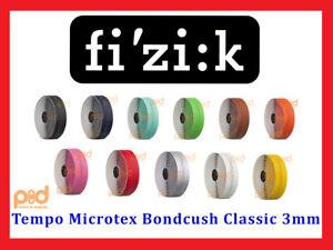 Fizik-Tempo-Microtex-Bondcush-Classic-3mm-Performance-Bike-Handlebar-Bar-Tape