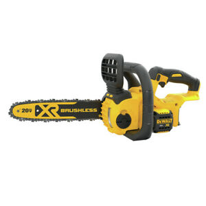 DEWALT-DCCS620B-20V-MAX-Cordless-Li-Ion-12-in-Compact-Chainsaw-Tool-Only-New