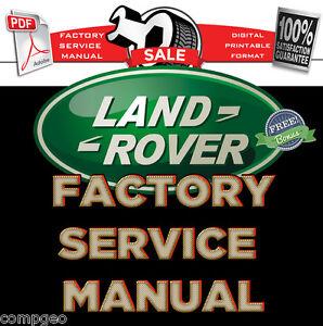 land rover discovery 3 lr3 2005 2006 2007 2008 service. Black Bedroom Furniture Sets. Home Design Ideas