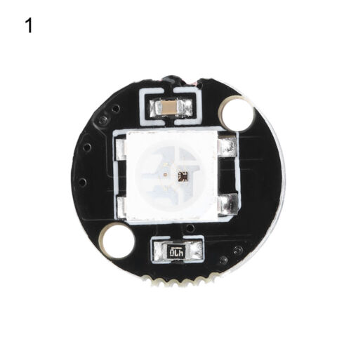 Built-in Integrated Drivers DC5V 5050 WS2812B 1 8 12 16 24 32 Bits RGB LED Ring