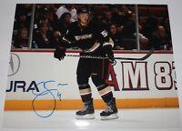 Cam Fowler signed Ducks 8x10 photo COA