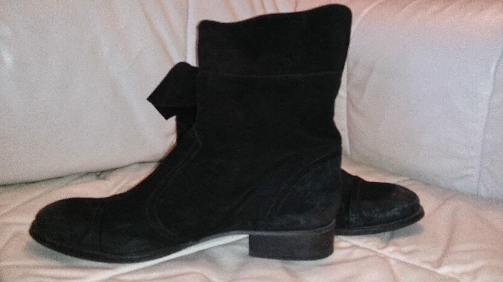 Sofie Gr.41 Schnoor Brushed suede boot/Stiefelette, Gr.41 Sofie 7b09ad