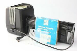 National-PE-3050-Flash-Unit-with-PC-Cable-and-Wide-Angle-Diffuser