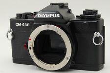 【Near Mint】Olympus OM-4 Ti Black 35mm SLR Film Camera Body Only From Japan #222