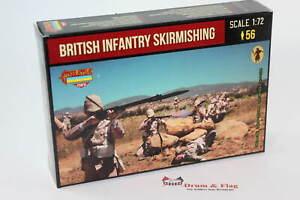 Strelets-M133-British-Infantry-Skirmishing-Boer-War-1-72-Scale